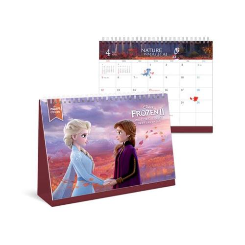 アナと雪の女王2 卓上カレンダー 2020