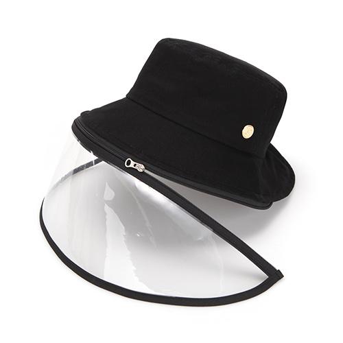 コロナウイルス 原因 マスク 花粉症対策 ハット ウイルス対策 保護フェイスマスク クリップ付き 帽子 コロナ帽子