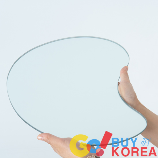 バミル ビーンミラー 韓国ミラー 鏡 カフェ かわいい