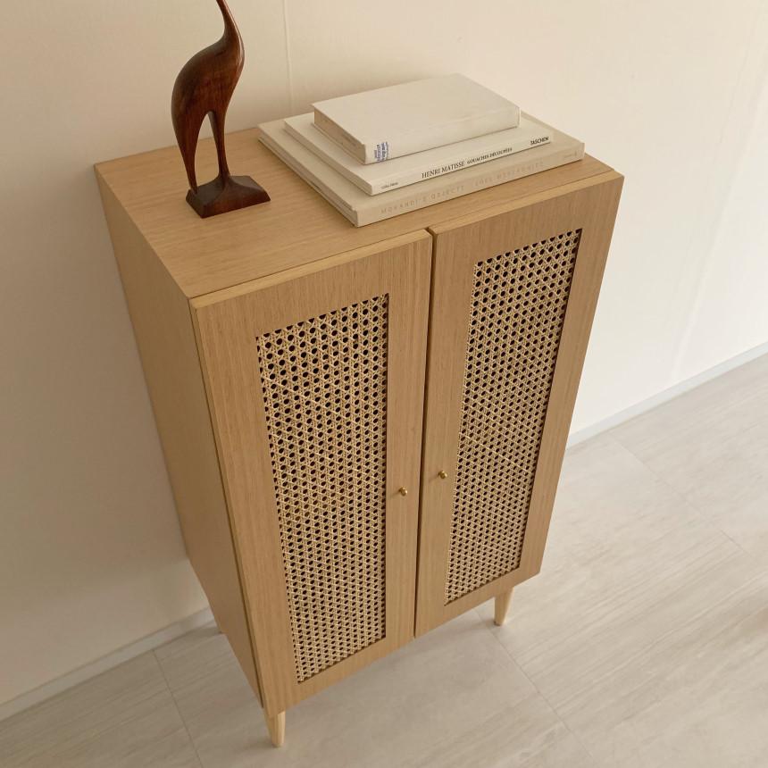VAMIR (バミル) 収納家具 ラタン家具