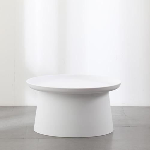 ヨン家具 韓国家具 インテリア プラスチックサイドテーブル(大)
