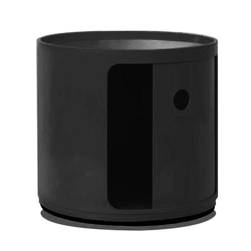 ビッグコンポ―円形収納ケース