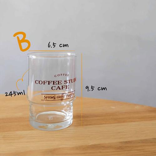 レタリングカップ A / B / C