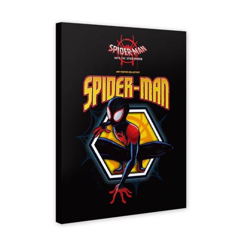 marvel spiderman goods マーベル スパイダーマンニューユニバース アートポスター official