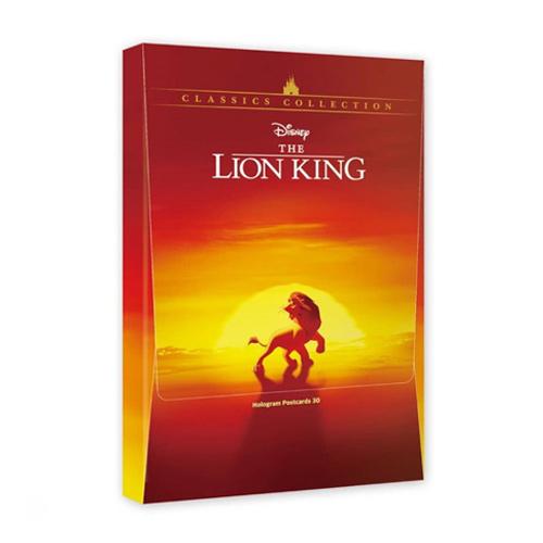 ディズニー ライオンキング ホログラムポストカード LION KING POST 販売 通販 輸入代行