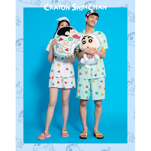SPAO クレヨンしんちゃん パジャマ 韓国 人気